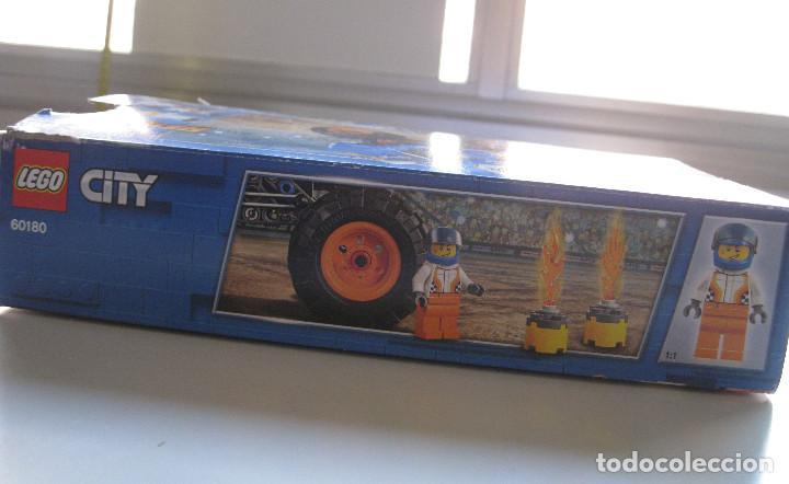 Juegos construcción - Lego: CAJA LEGO CITY 60180 - SÓLO CAJA - - Foto 8 - 156381182
