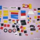 Juegos construcción - Lego: LOTE DE ANTIGUAS PIEZAS DE LEGO. AÑOS 60-70.. Lote 156541990