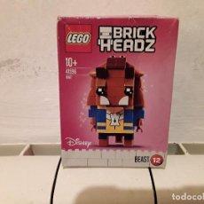 Juegos construcción - Lego: LEGO BEAST BRICK HEADZ. Lote 156559690
