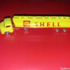 Juegos construcción - Lego: LEGO SHELL. Lote 156561354