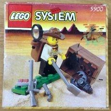 Juegos construcción - Lego: LEGO SYSTEM REF:5900 JOHNNY THUNDER. Lote 156668266