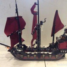Juegos construcción - Lego: BARCO PIRATA LEGO. Lote 157173740