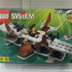 Juegos construcción - Lego: LEGO 5925. NUEVO EN CAJA. AVENTURAS EN LA JUNGLA. HIDROAVIÓN. 1999. SIN ESTRENAR. COMPLETO.. Lote 157301496
