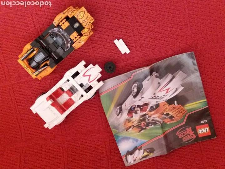 LEGO SPEED RACER 8158 (Juguetes - Construcción - Lego)