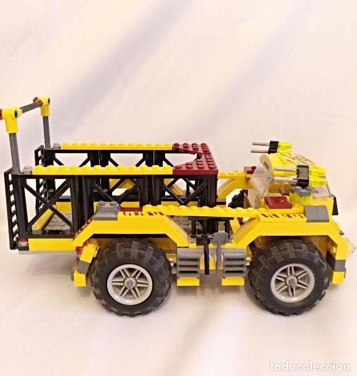 Juegos construcción - Lego: Lego Dino Referencias 5885 5888,la trampa del triceratops - Foto 2 - 158646570