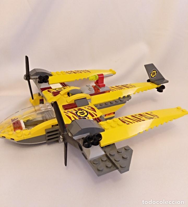 Juegos construcción - Lego: Lego Dino Referencias 5885 5888,la trampa del triceratops - Foto 3 - 158646570