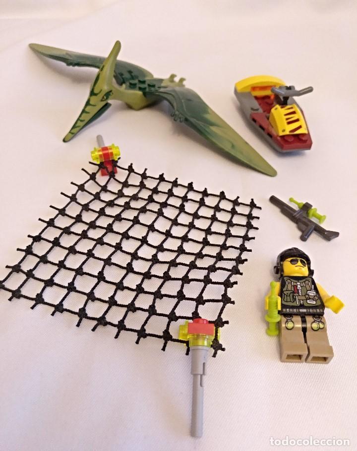 Juegos construcción - Lego: Lego Dino Referencias 5885 5888,la trampa del triceratops - Foto 5 - 158646570