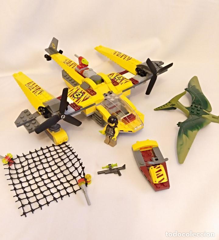 Juegos construcción - Lego: Lego Dino Referencias 5885 5888,la trampa del triceratops - Foto 7 - 158646570