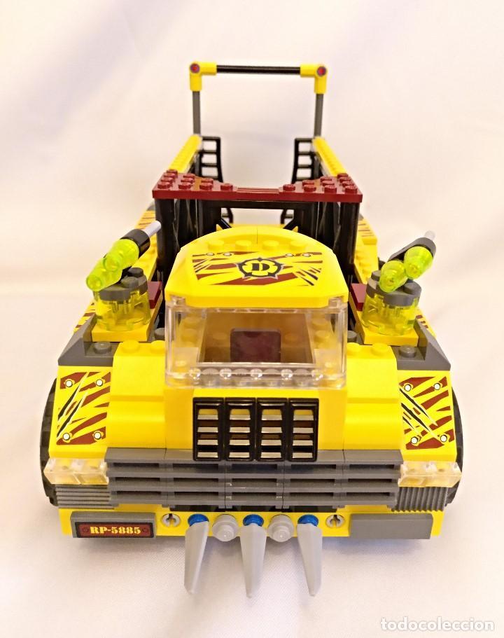 Juegos construcción - Lego: Lego Dino Referencias 5885 5888,la trampa del triceratops - Foto 9 - 158646570