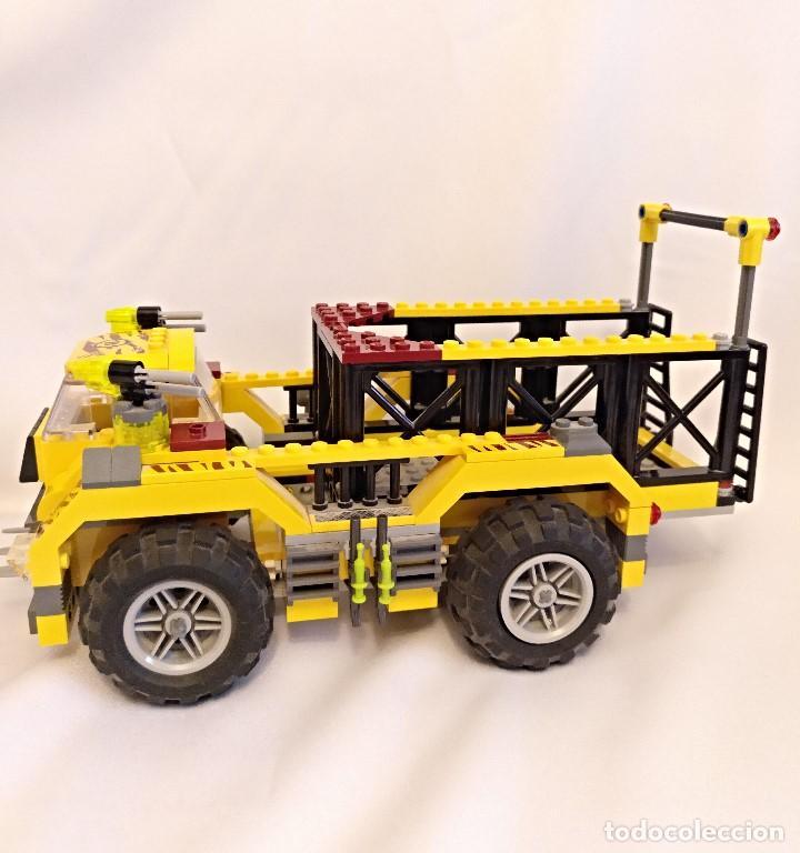 Juegos construcción - Lego: Lego Dino Referencias 5885 5888,la trampa del triceratops - Foto 10 - 158646570