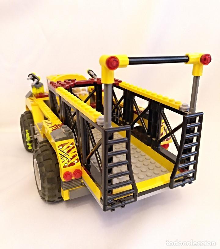 Juegos construcción - Lego: Lego Dino Referencias 5885 5888,la trampa del triceratops - Foto 11 - 158646570