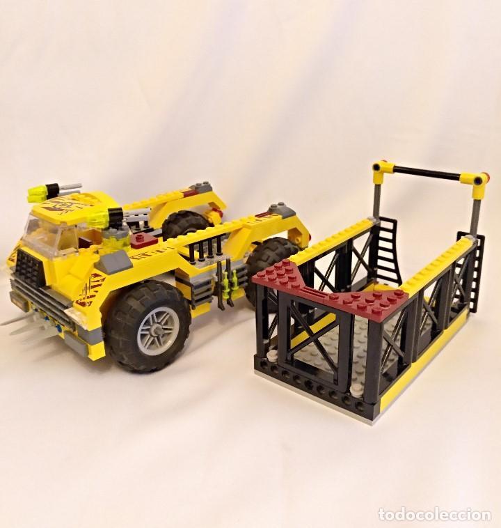 Juegos construcción - Lego: Lego Dino Referencias 5885 5888,la trampa del triceratops - Foto 12 - 158646570