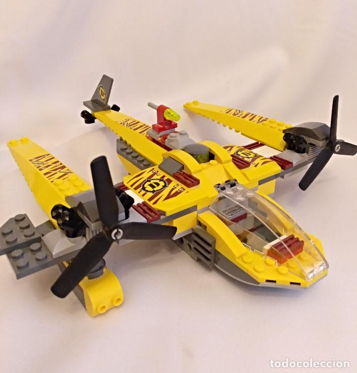 Juegos construcción - Lego: Lego Dino Referencias 5885 5888,la trampa del triceratops - Foto 13 - 158646570