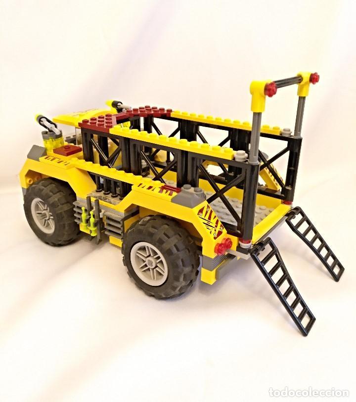 Juegos construcción - Lego: Lego Dino Referencias 5885 5888,la trampa del triceratops - Foto 14 - 158646570