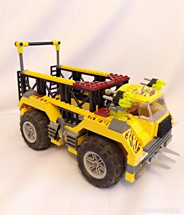 Juegos construcción - Lego: Lego Dino Referencias 5885 5888,la trampa del triceratops - Foto 15 - 158646570