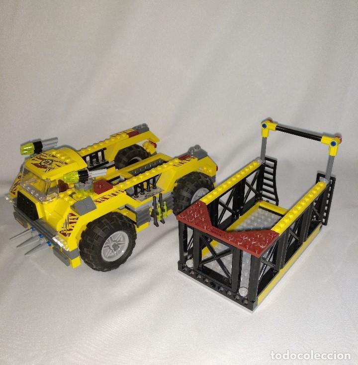 Juegos construcción - Lego: Lego Dino Referencias 5885 5888,la trampa del triceratops - Foto 16 - 158646570
