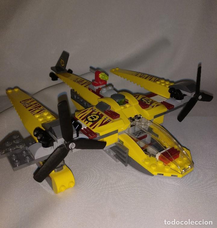 Juegos construcción - Lego: Lego Dino Referencias 5885 5888,la trampa del triceratops - Foto 17 - 158646570