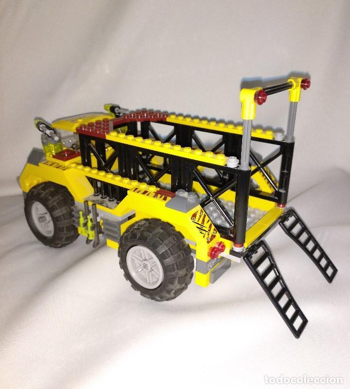 Juegos construcción - Lego: Lego Dino Referencias 5885 5888,la trampa del triceratops - Foto 18 - 158646570
