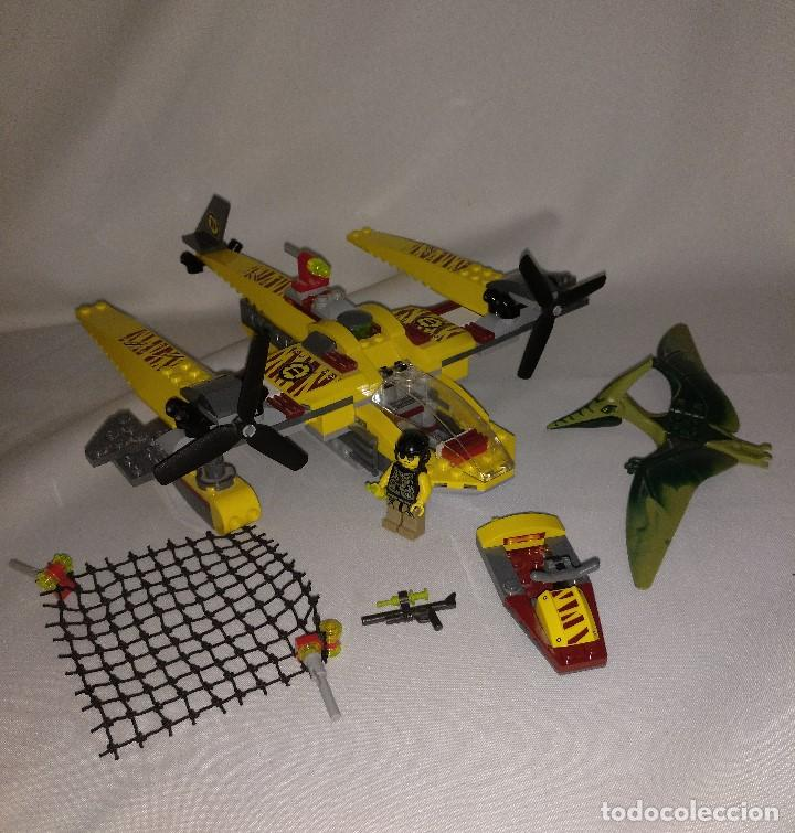 Juegos construcción - Lego: Lego Dino Referencias 5885 5888,la trampa del triceratops - Foto 19 - 158646570