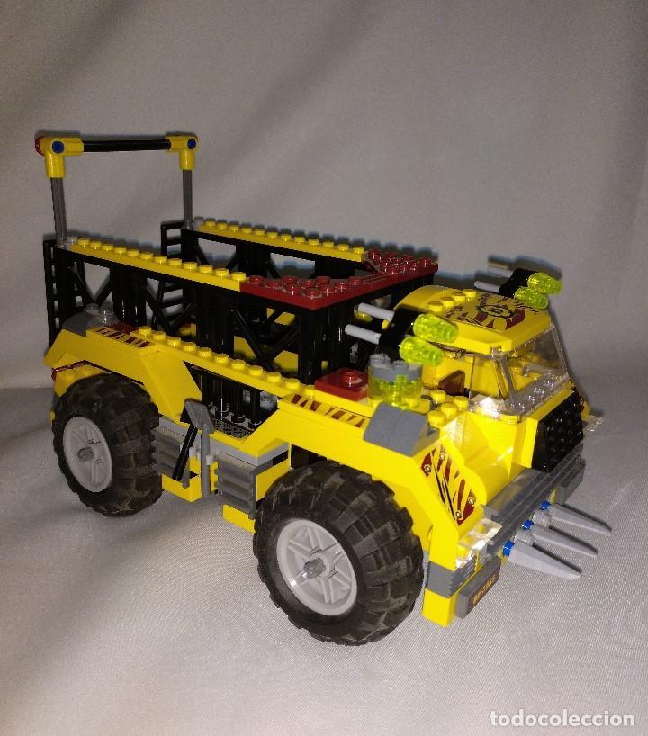 Juegos construcción - Lego: Lego Dino Referencias 5885 5888,la trampa del triceratops - Foto 20 - 158646570