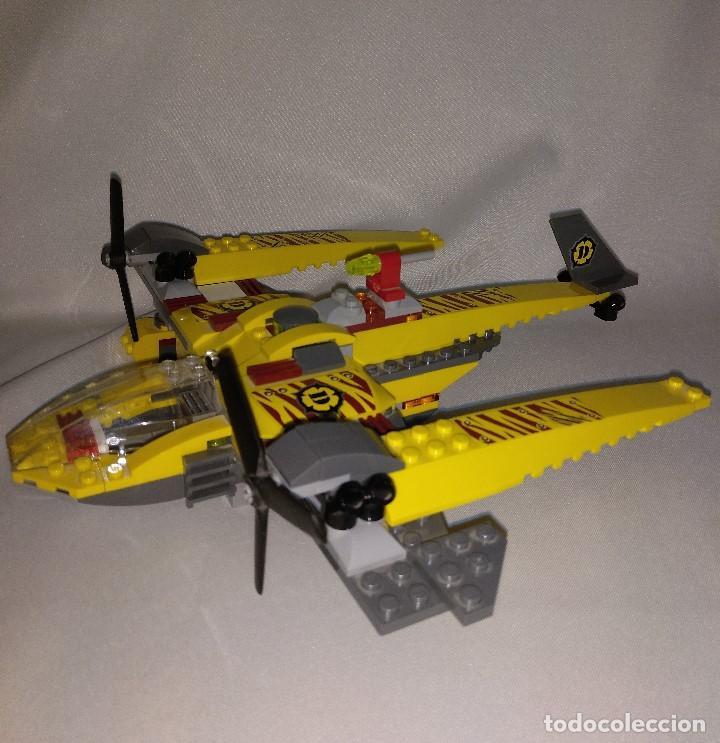 Juegos construcción - Lego: Lego Dino Referencias 5885 5888,la trampa del triceratops - Foto 21 - 158646570