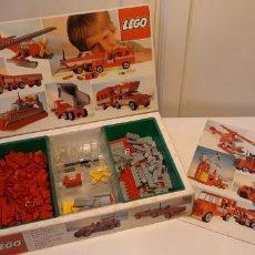 Juegos construcción - Lego: LEGO 722 BASIC SET, VINTAGE (1980).. Lote 159565534