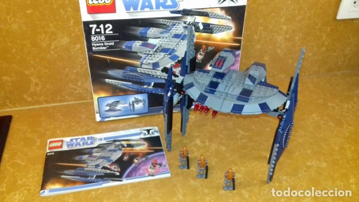 Lego Star Wars 8016 Hyena Droid Bomber Buy Building And