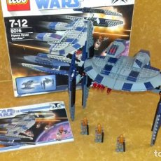 Juegos construcción - Lego: LEGO® STAR WARS 8016, HYENA DROID BOMBER.. Lote 159728486