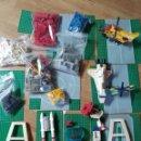 Juegos construcción - Lego: LOTE LEGO, 6396,6339 Y HELICOPTERO AMARILLO, 2,6 KG VER FOTOS Y DESCRIPCIÓN. Lote 160381430