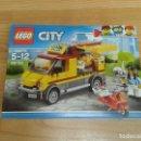 Juegos construcción - Lego: LEGO -- CAJA VACÍA -- CITY -- 60150 . Lote 160396410