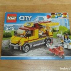 Spielzeug zum Bauen - Lego - Lego -- Caja Vacía -- City -- 60150 - 160396410