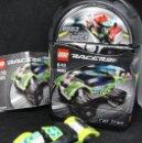 Juegos construcción - Lego: LEGO RACERS 8663 - COMPLETO -. Lote 160512450