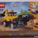Juegos construcción - Lego: LEGO CREATOR , 3 EN 1 CAJA SIN ABRIR REF 31041. Lote 160614866
