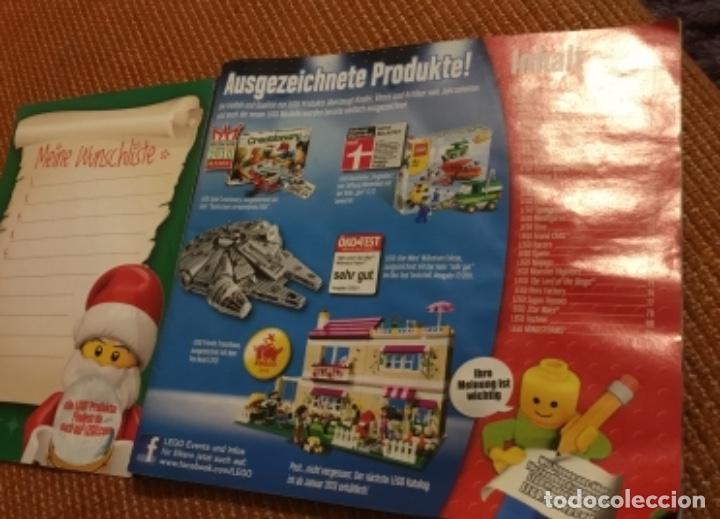 Juegos construcción - Lego: Lego city 7213 incompleto pero con catálogo extra - Foto 5 - 198913293