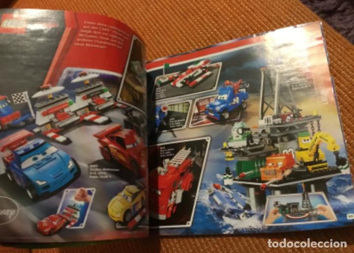 Juegos construcción - Lego: Lego city 7213 incompleto pero con catálogo extra - Foto 6 - 198913293