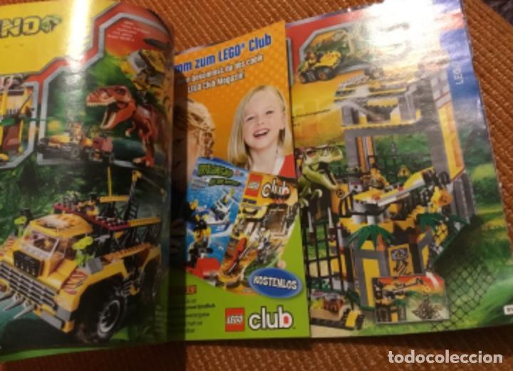 Juegos construcción - Lego: Lego city 7213 incompleto pero con catálogo extra - Foto 7 - 198913293