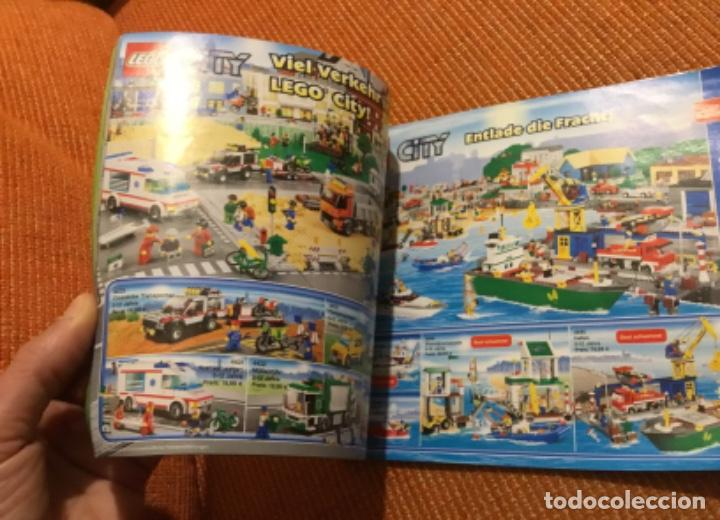 Juegos construcción - Lego: Lego city 7213 incompleto pero con catálogo extra - Foto 9 - 198913293