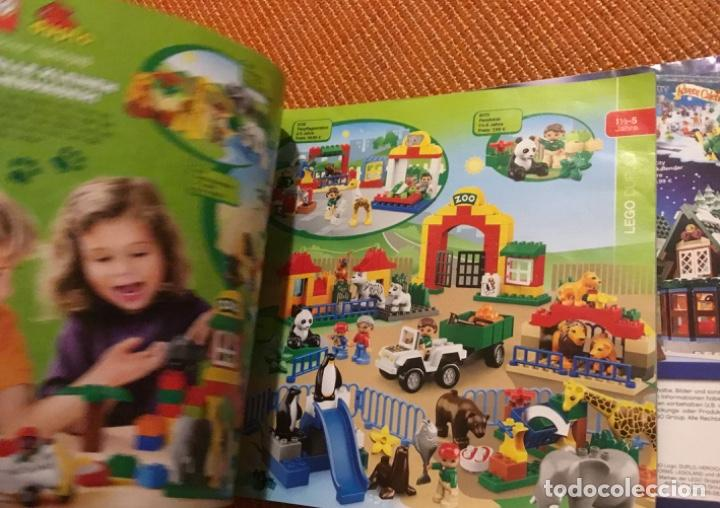 Juegos construcción - Lego: Lego city 7213 incompleto pero con catálogo extra - Foto 10 - 198913293