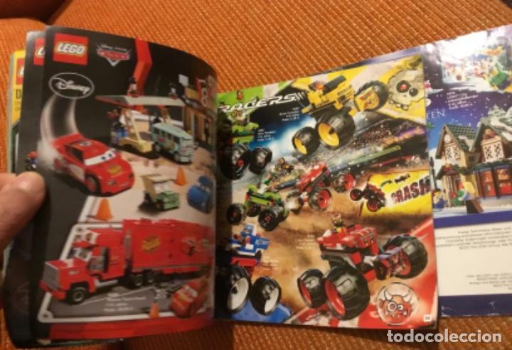 Juegos construcción - Lego: Lego city 7213 incompleto pero con catálogo extra - Foto 11 - 198913293