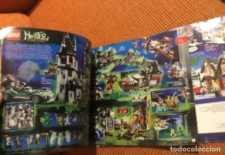 Juegos construcción - Lego: Lego city 7213 incompleto pero con catálogo extra - Foto 12 - 198913293