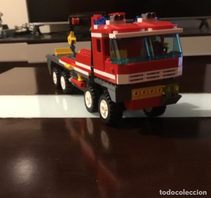 Juegos construcción - Lego: Lego city 7213 incompleto pero con catálogo extra - Foto 15 - 198913293