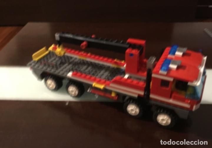 Juegos construcción - Lego: Lego city 7213 incompleto pero con catálogo extra - Foto 16 - 198913293