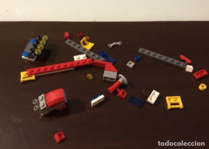 Juegos construcción - Lego: Lego city 7213 incompleto pero con catálogo extra - Foto 17 - 198913293