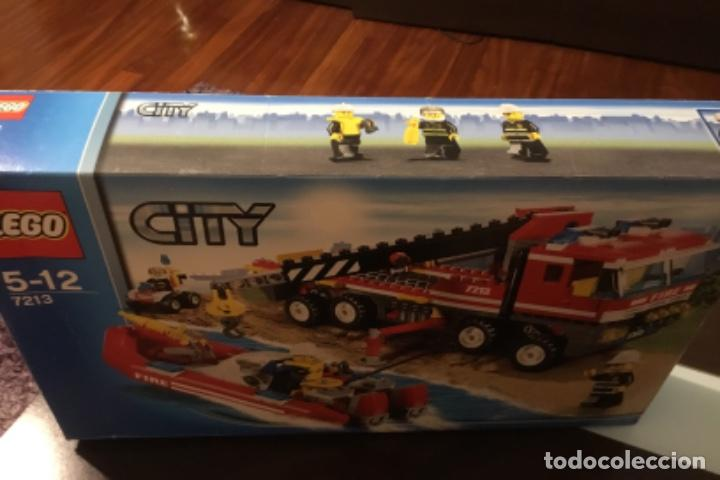 Juegos construcción - Lego: Lego city 7213 incompleto pero con catálogo extra - Foto 19 - 198913293