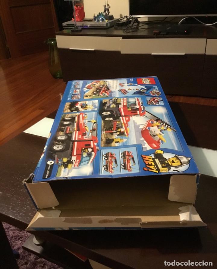 Juegos construcción - Lego: Lego city 7213 incompleto pero con catálogo extra - Foto 20 - 198913293