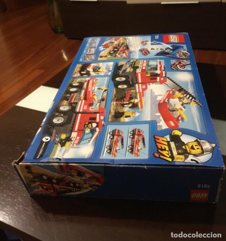 Juegos construcción - Lego: Lego city 7213 incompleto pero con catálogo extra - Foto 21 - 198913293