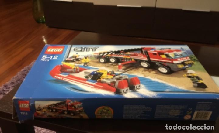 LEGO CITY 7213 INCOMPLETO PERO CON CATÁLOGO EXTRA (Juguetes - Construcción - Lego)