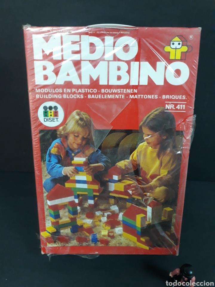 CAJA SIN USO MEDIO BAMBINO DISET (Juguetes - Construcción - Lego)