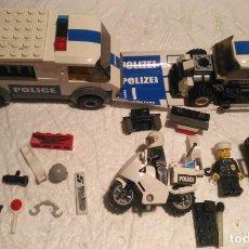 Juegos construcción - Lego: LOTE LEGO CITY LO QUE SE VE EN LA FOTO. Lote 160745522