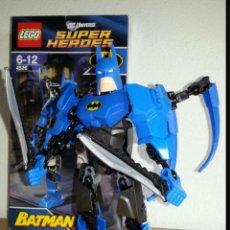 Juegos construcción - Lego: FIGURA BATMAN DE DC CÓMICS LA LIGA DE LA JUSTICIA DE LEGO. Lote 160833624